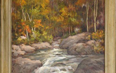 Georga Balch Painting Raffle
