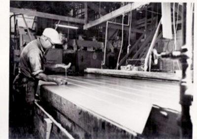 15 flotation operation 1950