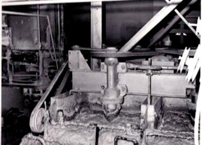 16 flotation cells 1958