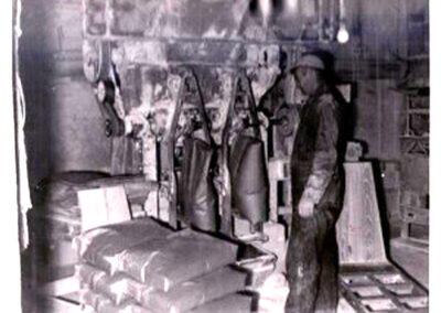 18 bagging operation 1949