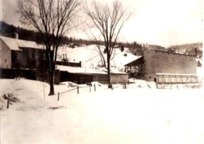 21 talc mill buildings 1923