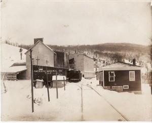 22 american mineral until 1923