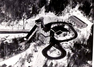27 mine surface buildings 1965