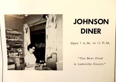 Johnson Diner -