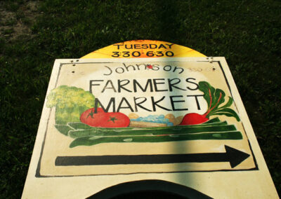 Johnson Farmers Market -