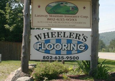 Laraway Mtn Insurance - Wheelers Flooring