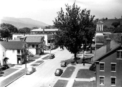 Main Street circa 1940s