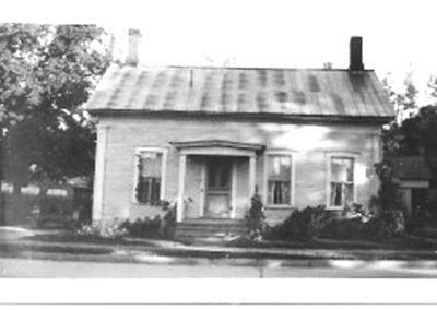 Scott House Railroad St