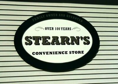 Stearn's Store Sign -