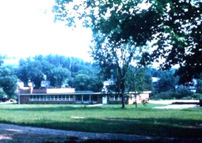 VT Electric Coop on School St. 1950