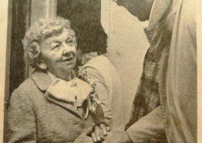 Mary Nye and Chuck Hoag