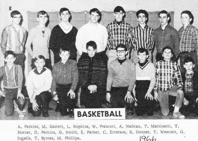 BASKETBALL-1966