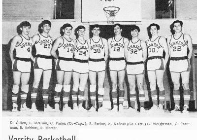 BOYS BASKETBALL 2 1967