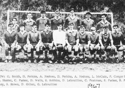 BOYS SOCCER 2 1967