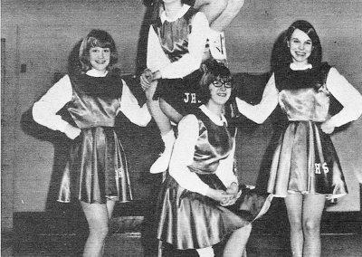 CHEERLEADERS 1967