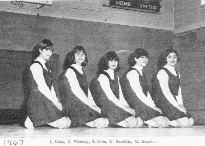 CHEERLEADERS 2 1967