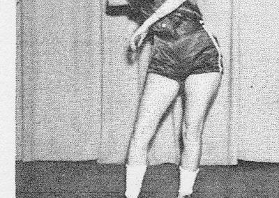 NELLIE MESSIER 1957