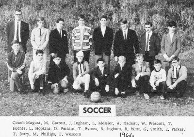 SOCCER 1966